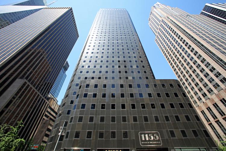 Znalezione obrazy dla zapytania 1155 6th Ave, New York, NY 10036